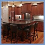Cabinet Refinishing by DFW Painting