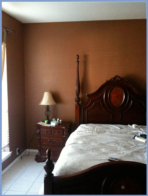 Dallas interior painting