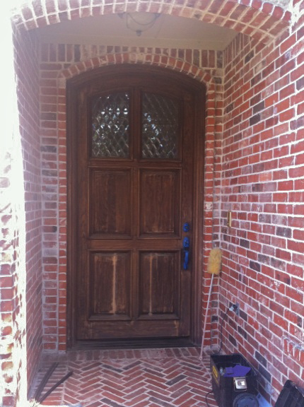 dallas door refinishing