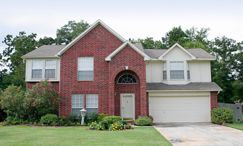 Exterior Painting in Flower Mound