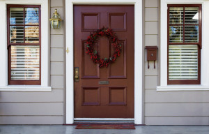 Refinish Your Front Door!