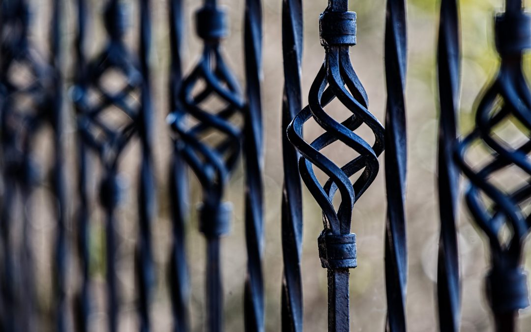 Five Tips to Keep your Wrought Iron Fence Beautiful