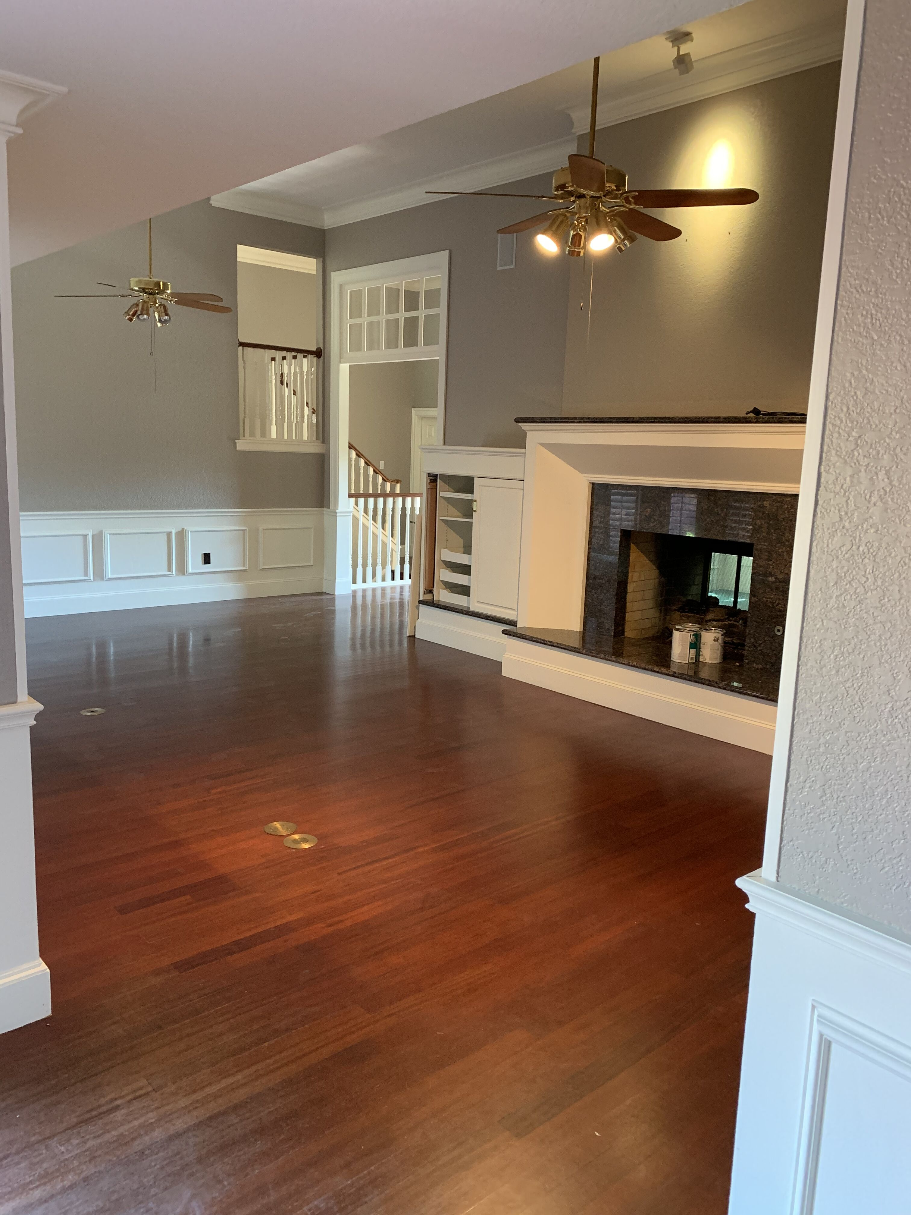 Professional interior painters in DFW
