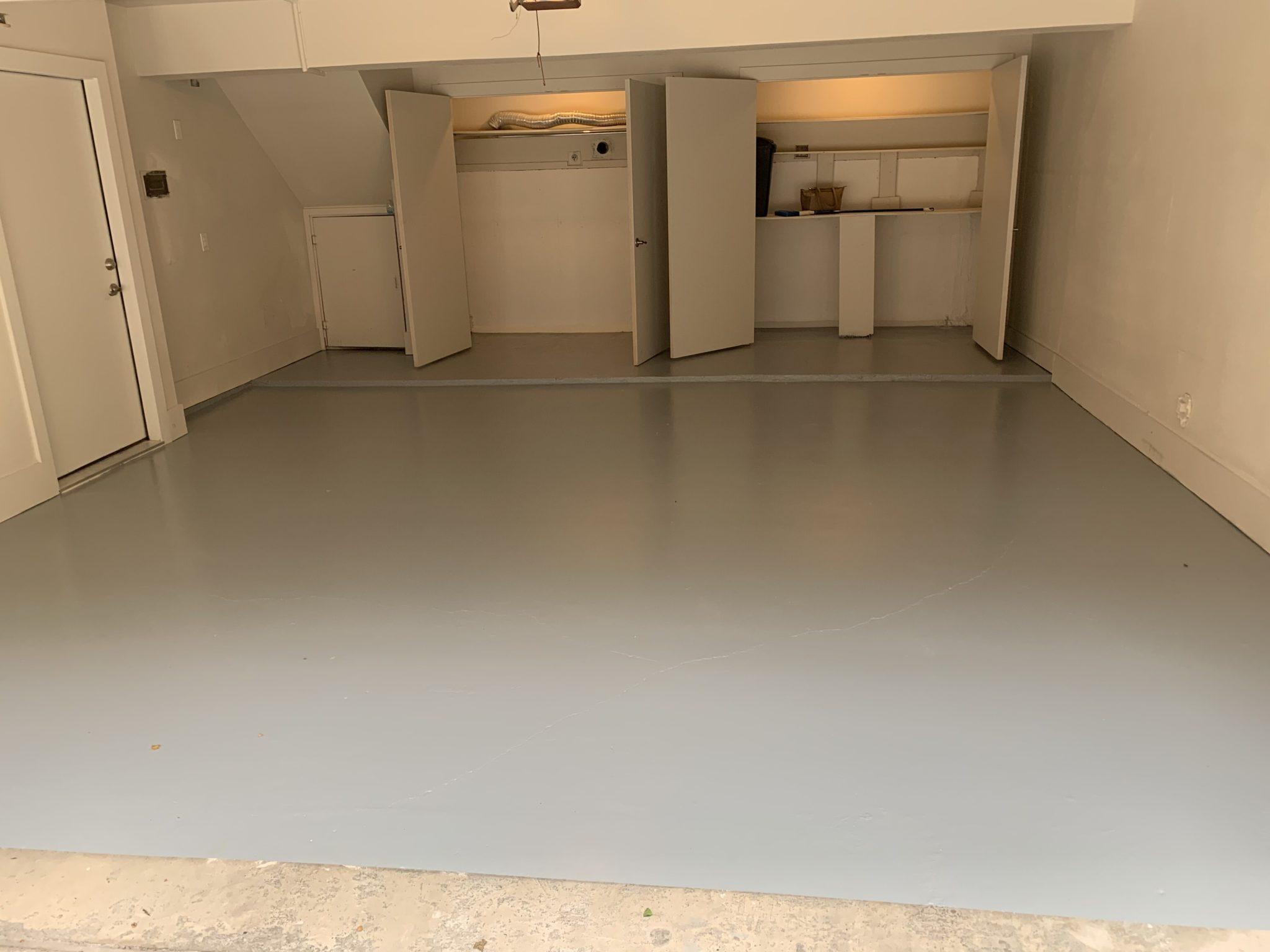 epoxy floor coating dallas